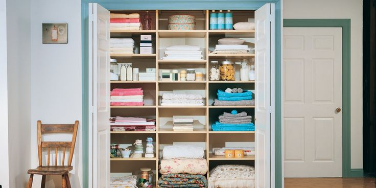 A Simple custom shelf system can be a wonderful addition to the home - Storage Solutions | California Closets DFW