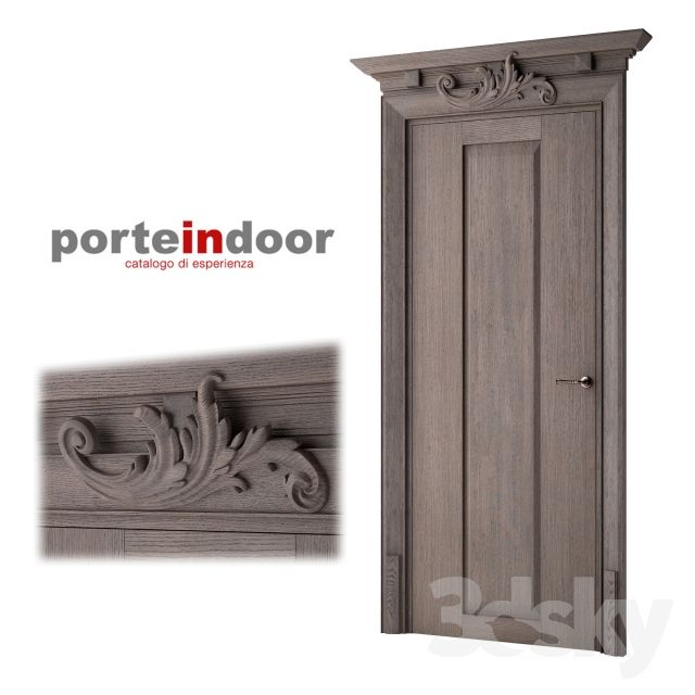 Door Arcadia - Porteindoor