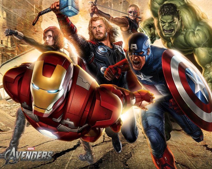 New Avengers wallpapers OG Original Geekster Pinterest