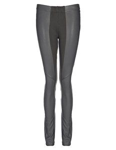 Dotty leather leggings by Vadum