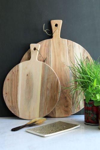 Acacia Chopping Board - Large or Small