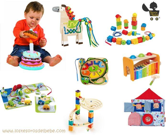 Nuevos Juguetes de #Hape, Kathe kruse y Alex toys en Aprende Jugando