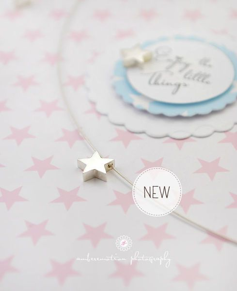 Little star necklace <3