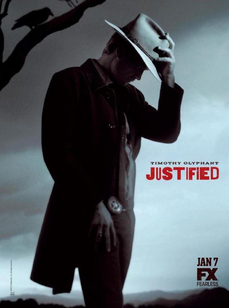 Justified Season 5 promo.  The new season starts January 7, 2014. Less than a week!!!