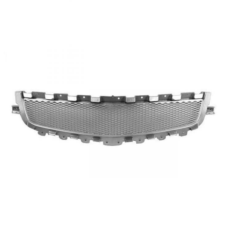 NEW GM1200606 2008-12 FITS GRILLE FOR CHEVROLET MALIBU FRONT CENTER 6.15344E+11 #BrandNewAftermarketReplacementPart