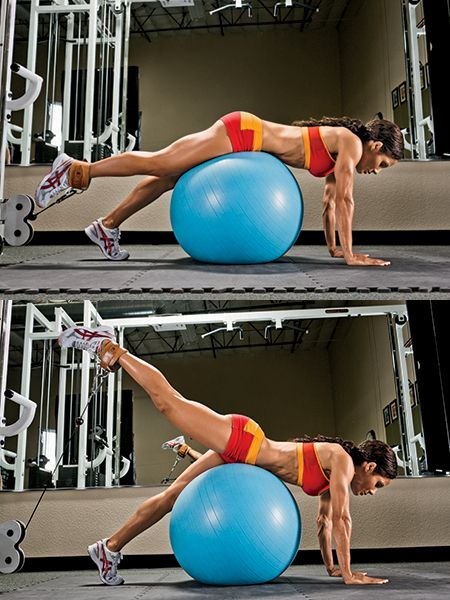The Ultimate Glute Workout