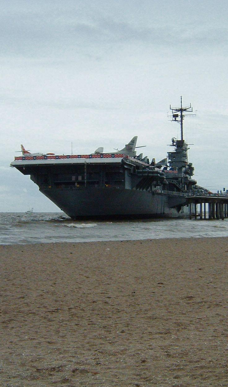 USS Lexington. Corpus Christi, Texas. I would like to see this.