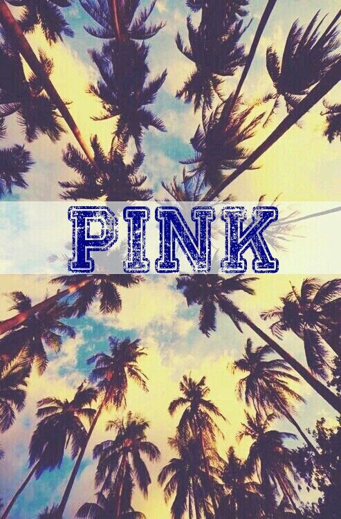 Victoria Secret Pink wallpaper I made. Feel free to pin♡♡