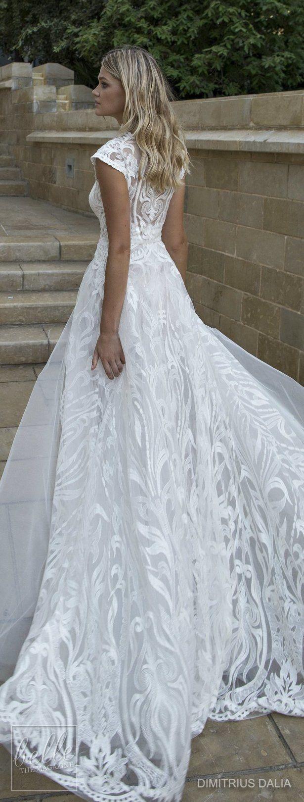10014 best wedding dresses images on pinterest wedding for Dimitrius dalia wedding dresses