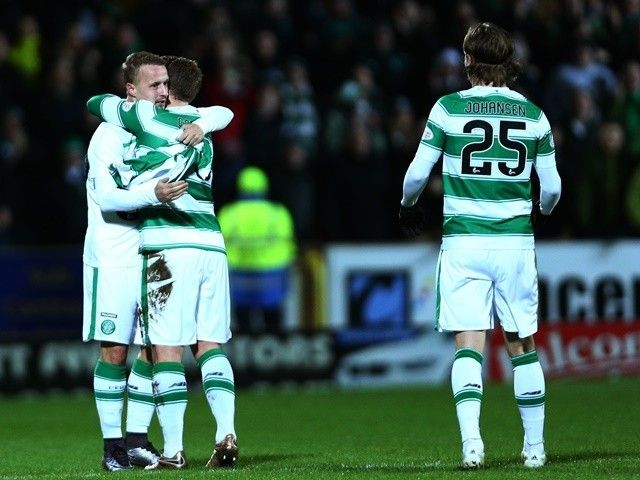 Old Firm derby in Scottish Cup semis