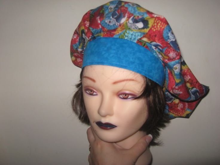 Scrub Caps for my Mom Now with Tut - CLOTHING