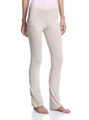 78% OFF SKIN Women's Double Layer Drape Pant (Taupe)