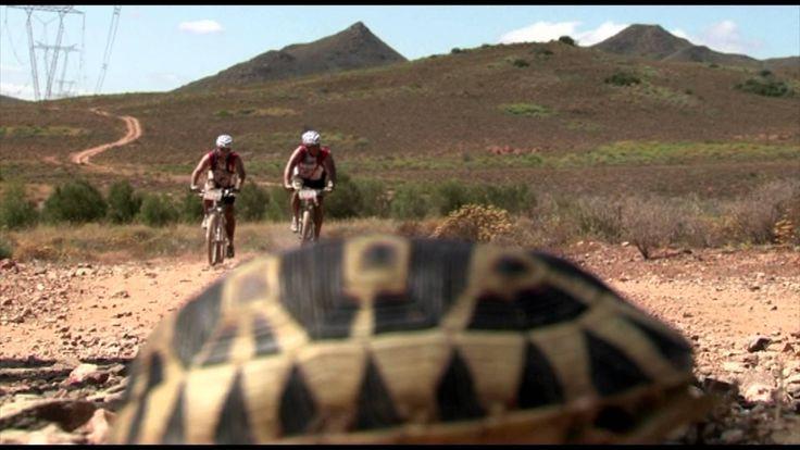 2014 Absa Cape Epic Route through the South African Winelands - Durbanville, Stellenbosch, Robertson, Elgin and Helderberg