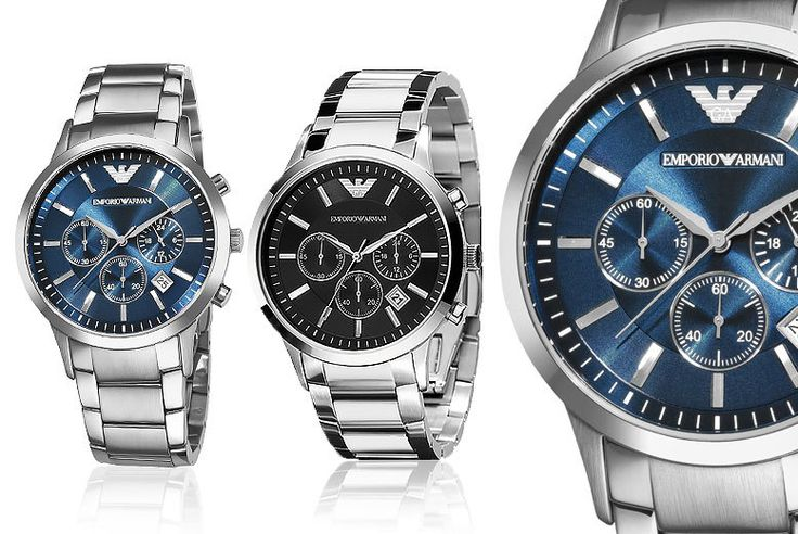 Armani Men's Watch - 2 Designs! deal in Women's Watches Get a Men's Armani watch.  Choose from two classic designs.  Precision quartz movements.  Beautiful stainless steel casings.  Exquisite style without the price. Check more at http://nationaldeal.co.uk/armani-mens-watch-2-designs-deal-in-womens-watches/