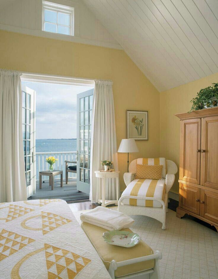 Yellow Master Bedroom Decorating Ideas: 69 Best French Door Makeover Images On Pinterest