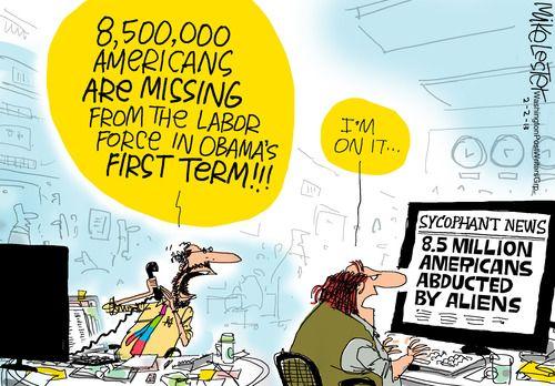 Another liberal spin on the news. Mike Lester on GoComics.com #humor #comics #liberalmedia #News #Bias #Politics