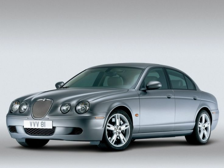 Attractive 2005 Jaguar S Type   What I Want To Drive When I Get Out Of