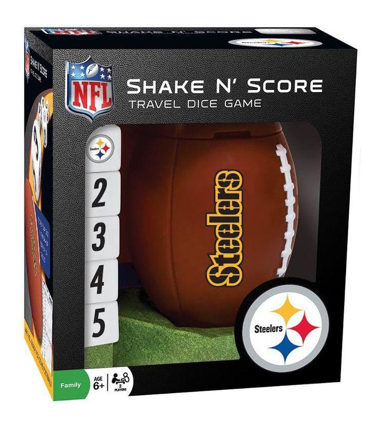 Pittsburgh Steelers Shake N' Score Game