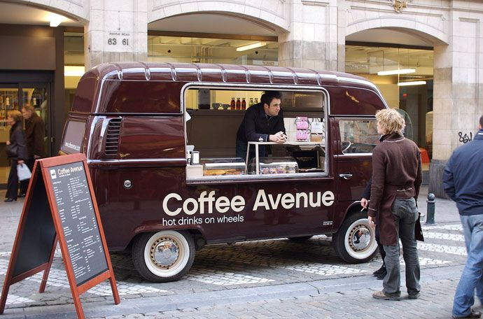 Coffee Avenue, Brussels