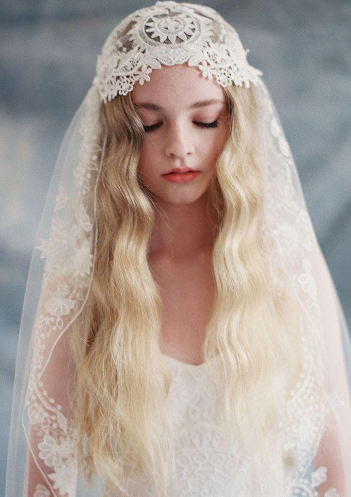 Boho Veil – Claire Pettibone Heirloom Boutique