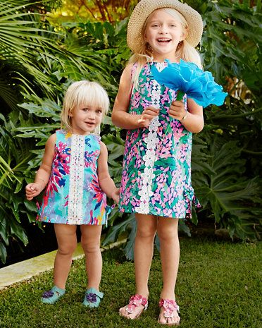 Lilly Dresses For Little Girls Little Lilly Shift Dress by