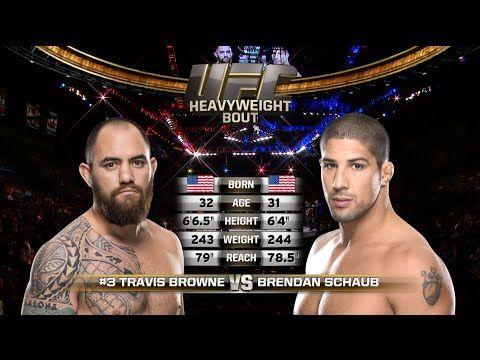 UFC 203 Free Fight: Travis Browne vs Brendan Schaub