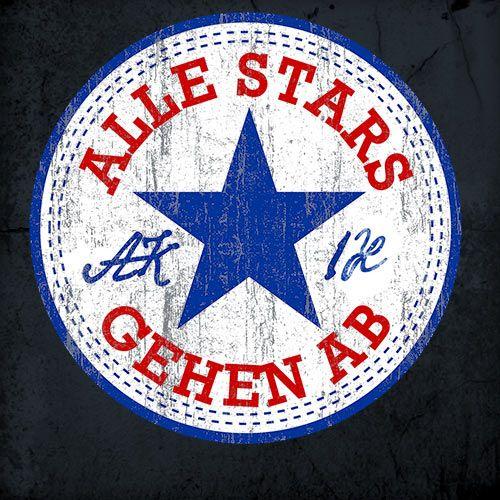 Abschluss T Shirts » Alle Stars gehen ab