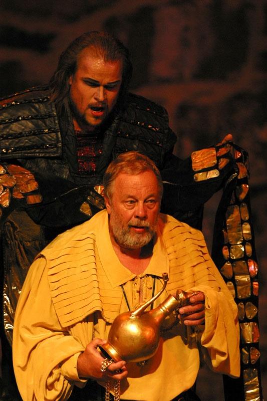 Wagner: The Flying Dutchman – Savonlinna Opera Festival 2012