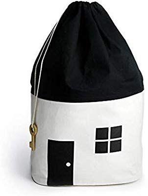 Aufbewahrungssack Tasche Sack Korb Wäschekorb Kinderzimmer
