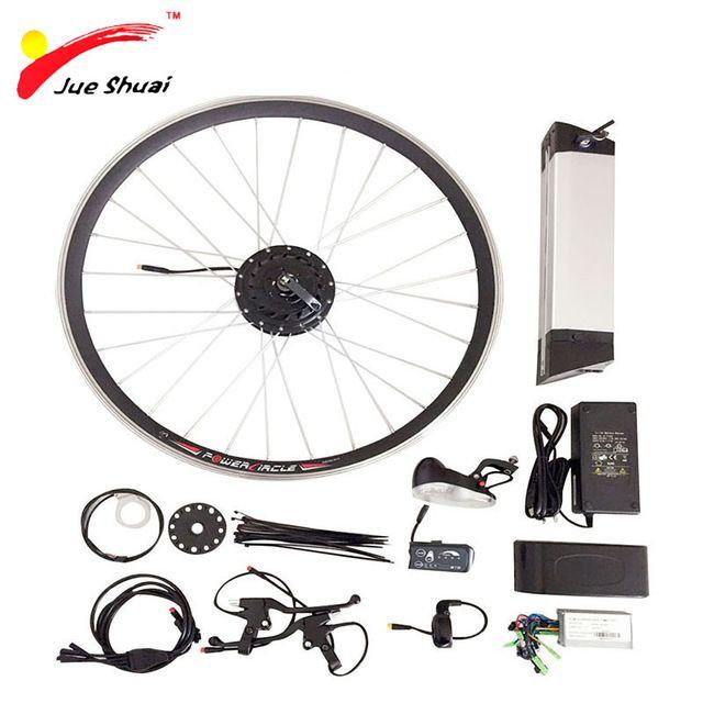 36v 250w 500w Electric Bike Kit For 20 26 700c Wheel Motor