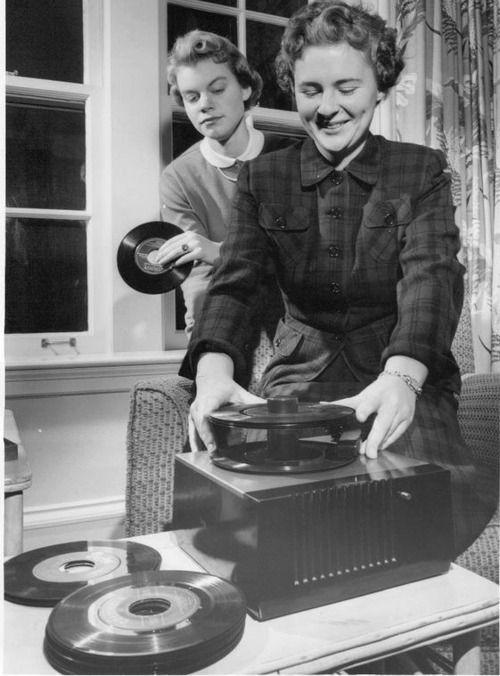 Your mom's Vinyl