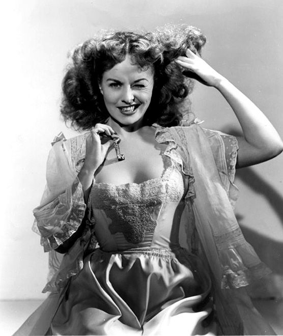 Paulette Goddard. I love her. So did Charlie Chaplin.