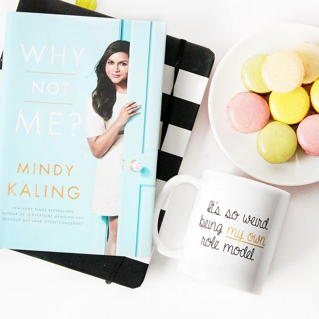 Cool Boss Babe Book Club October Discussion Why Not Me by Mindy Kaling