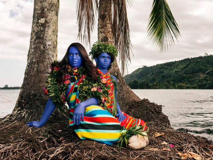 Namsa Leuba's vivid portraits capture Tahiti's 'third gender' - CNN Style Polynesian Islands, Third Gender, Surreal Photos, Polynesian Culture, Paul Gauguin, Photo Series, Poses, Documentary Photography, French Polynesia