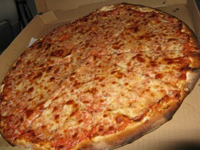 There's no pizza like Brooklyn pizza...you can have your Domino's, Papa John's and Little Caesar's!