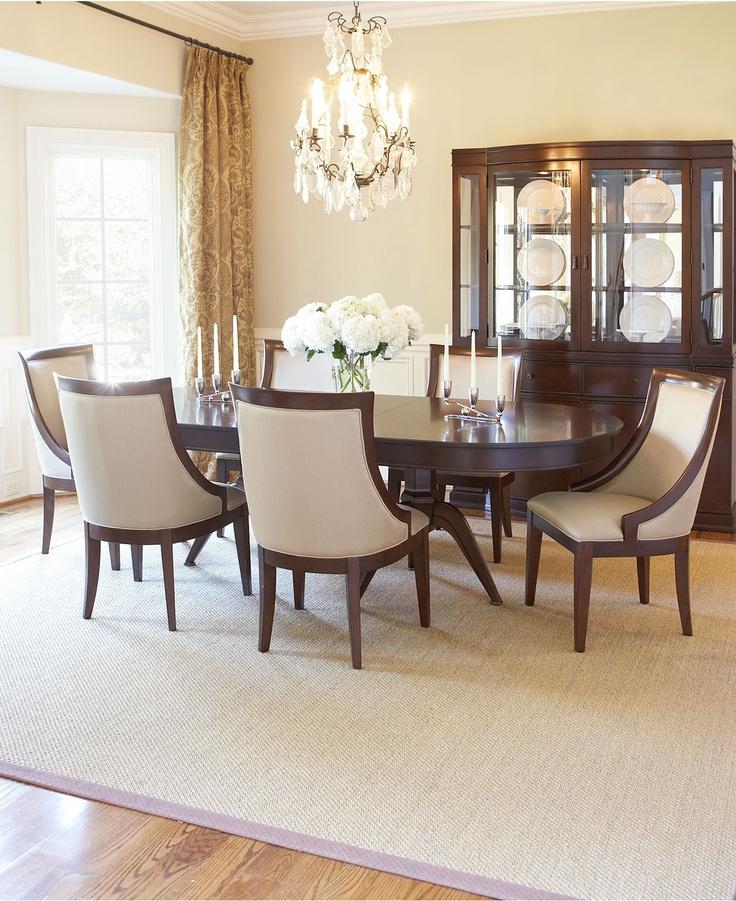 Macys Dining Table: Martha Stewart Dining Room Furniture, Larousse