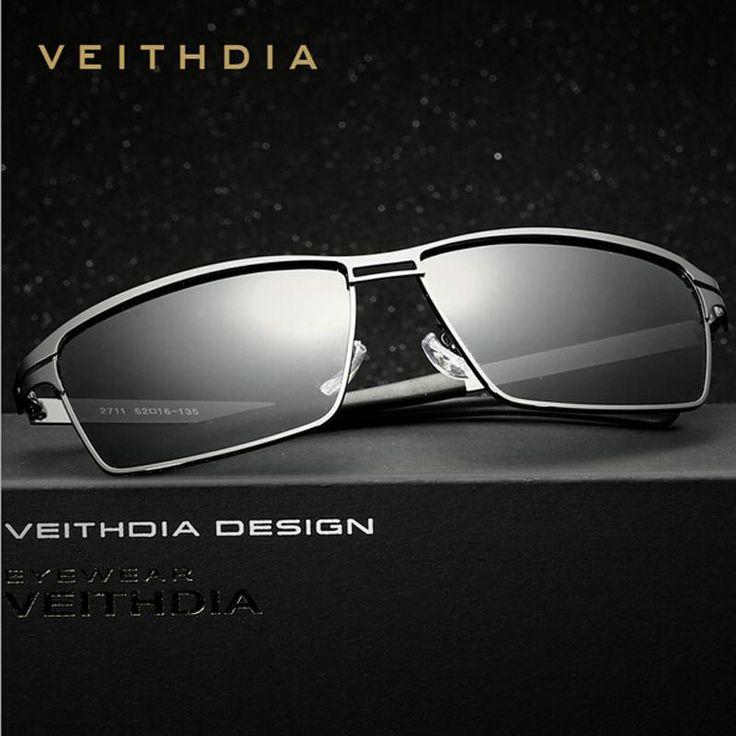 $39.50 (Buy here: https://alitems.com/g/1e8d114494ebda23ff8b16525dc3e8/?i=5&ulp=https%3A%2F%2Fwww.aliexpress.com%2Fitem%2F2016-VEITHDIA-Brand-designer-Men-s-Sunglasses-Polarized-Lens-Sport-Vintage-Driving-Sun-Glasses-Male-oculos%2F32651981051.html ) 2016 VEITHDIA Brand designer Men's Sunglasses Polarized Lens Sport Vintage Driving Sun Glasses Male oculos de sol masculino 2711 for just $39.50