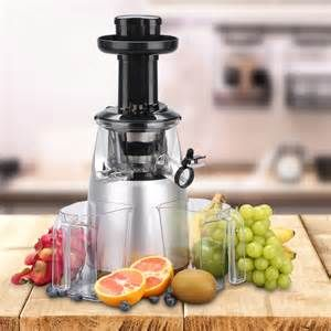 Search Masticating fruit and vegetable juicer. Views 213716.