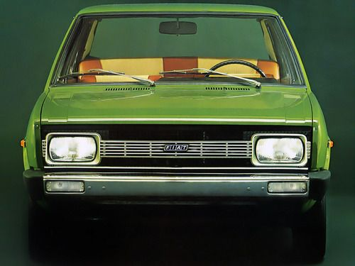 Fiat 131 Luxe - 1974