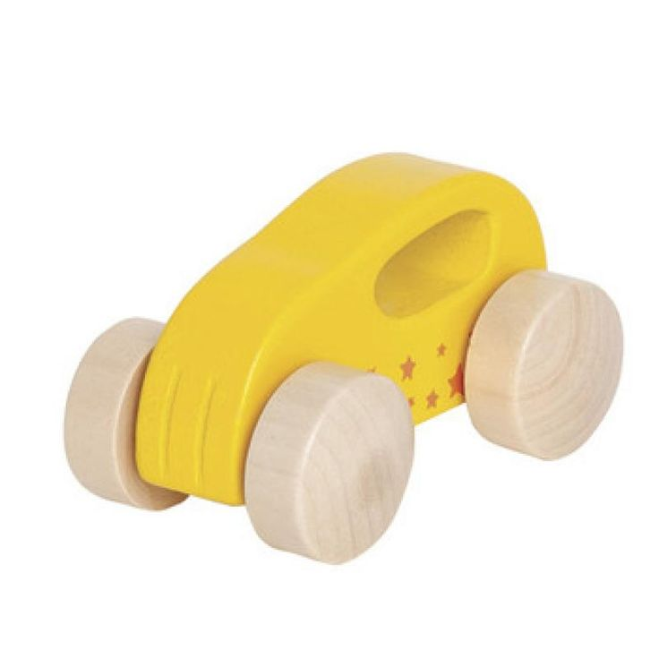 Little Autos Yellow - Hape for sale by Little Shop of Treasures. Other Hape available now at LSOT.