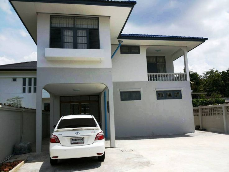 House For Rent Chalermprakiet 9 Rd 100 Wah 3 Car Parking Office Residential Near Suan Luang Park