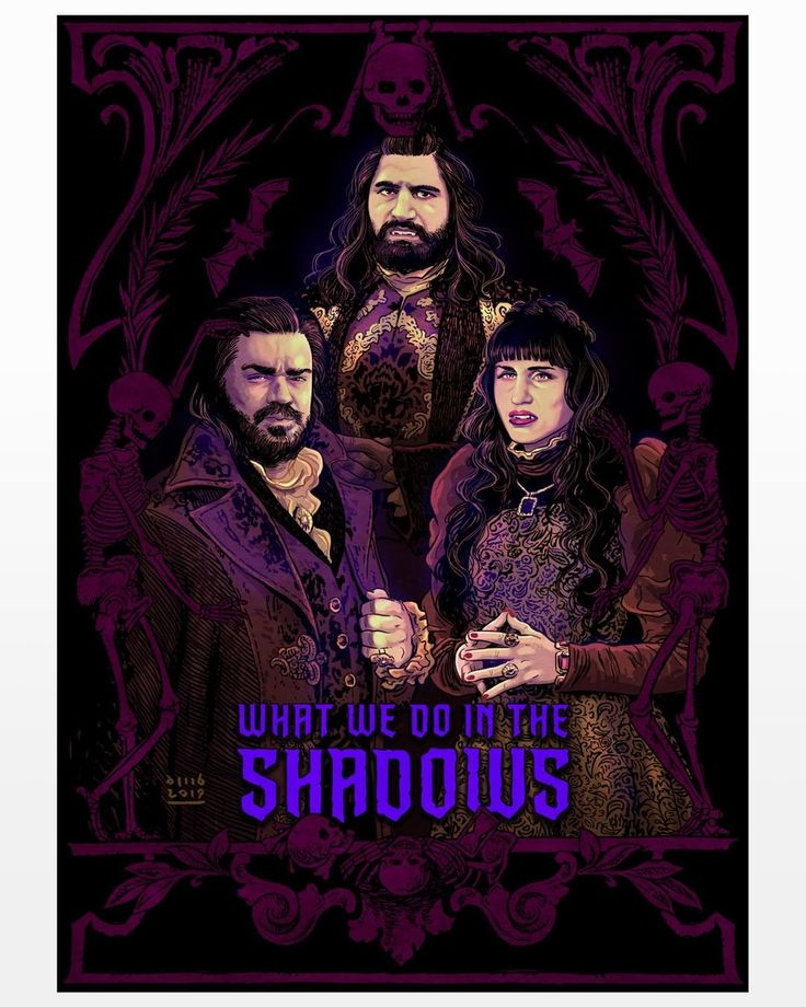 What We Do in The Shadows (2019Present) alternative