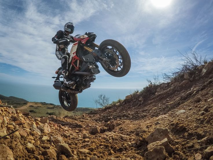 The 2016 Ducati Hypermotard 939 Is The Best Bike If You Can Only Have One