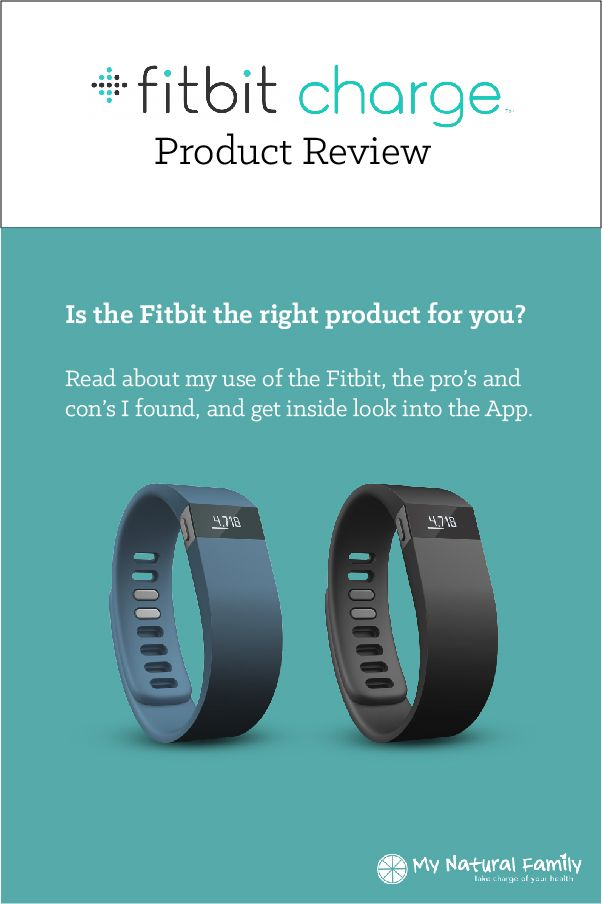 Fitbit Charge Review - Is the Fitbit the right product for you?
