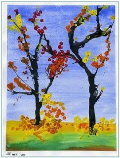 Stunning Fall Art Projects