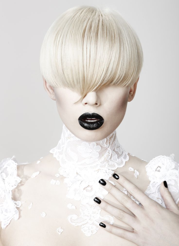 North American Hairstyling Awards (NAHA) 2013 Contemporary Classic Stylist: Ammon Carver Photographer: Gail Hadani