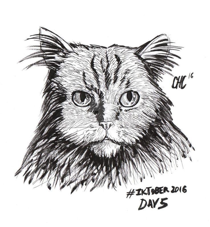 Inktober2016 - Day 3- C is Charlie by Valaquia.deviantart.com on @DeviantArt