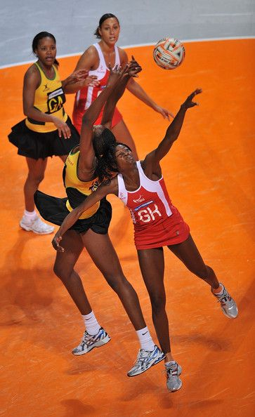 England v Jamaica - World Netball Series