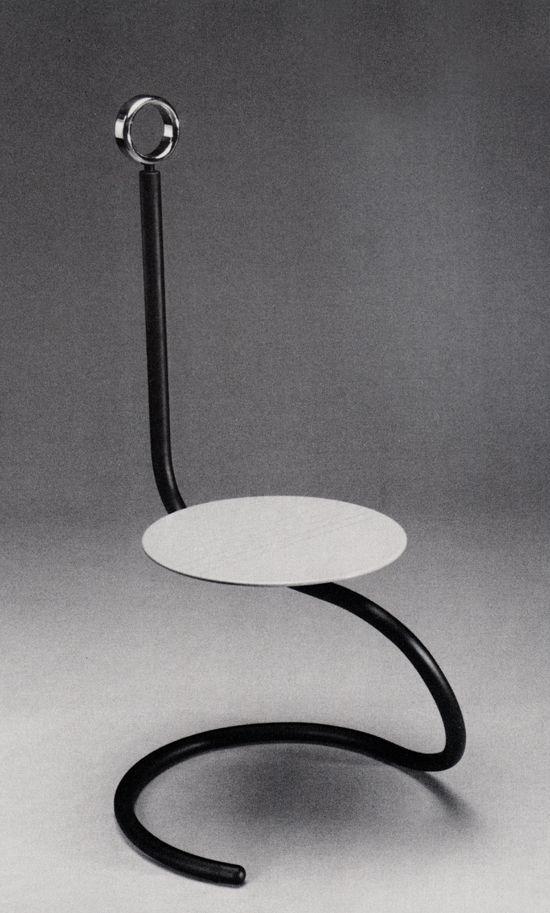 Jo Nagahara—Noshi Chair, 1986