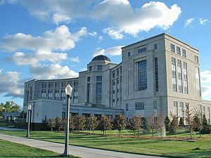 English: Michigan Hall of Justice Category:Ima...